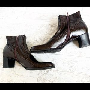 Franco Sarto ankle boots for women size 8